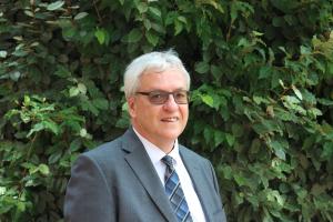 Schulleiter Bernhard Marzluf